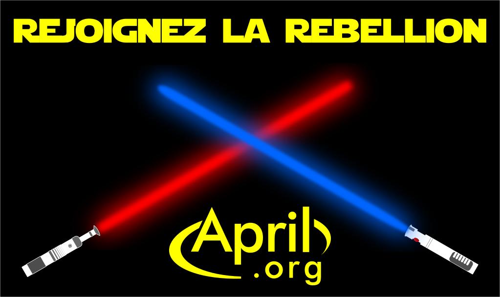 autocolllant rejoignez la rébellion